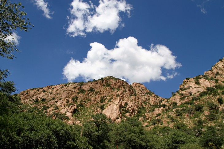 Arizona Mountains - Copy