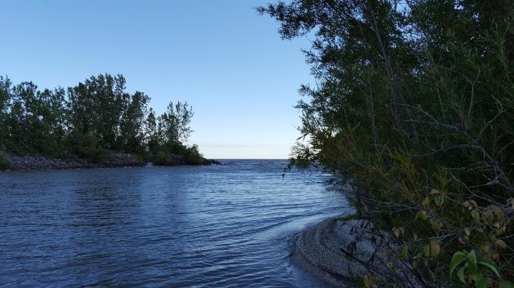 Lake Erie Estuary